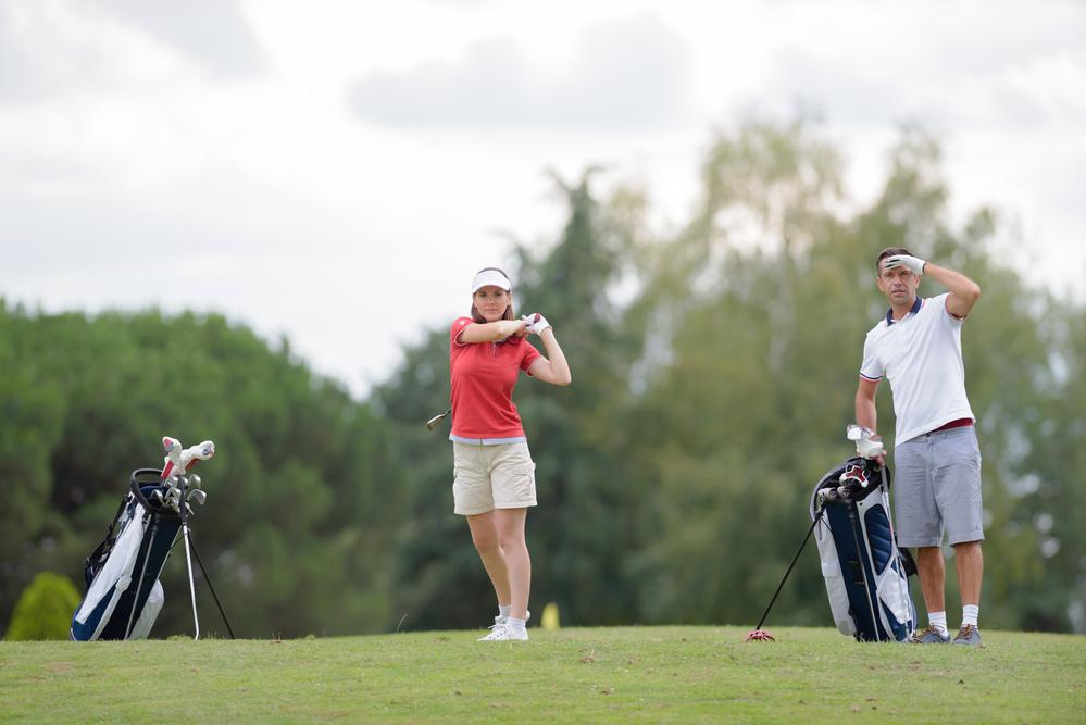 Mitt golfhandicap